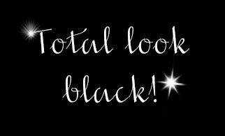Total Look Black