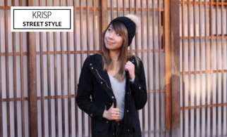 Krisp Street Style: Whimsical Fawn