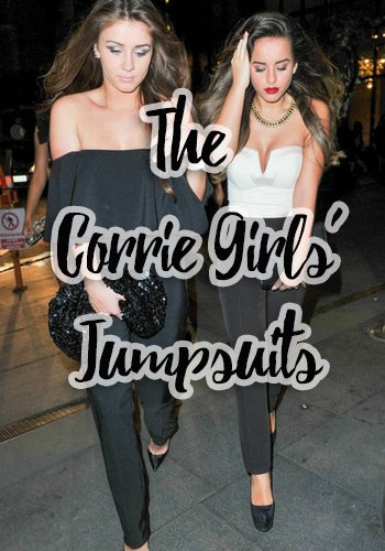 The Corrie Girls' Jumpsuits