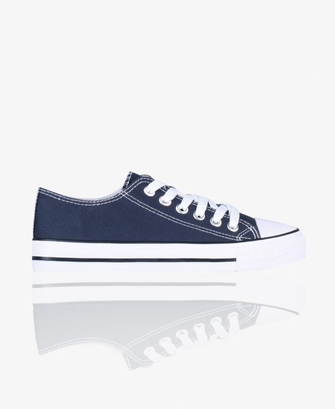 KRISP Basic Low Top Trainers