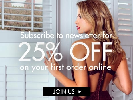 Subscribe to newsletter for 15% OFF