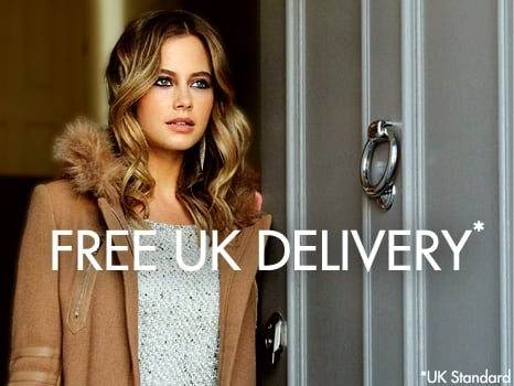 Free UK Delivery on orders over £30