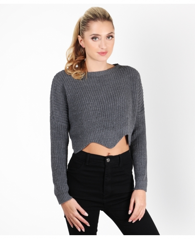 6c2b334c9a Shop For Womens Cropped Jumpers