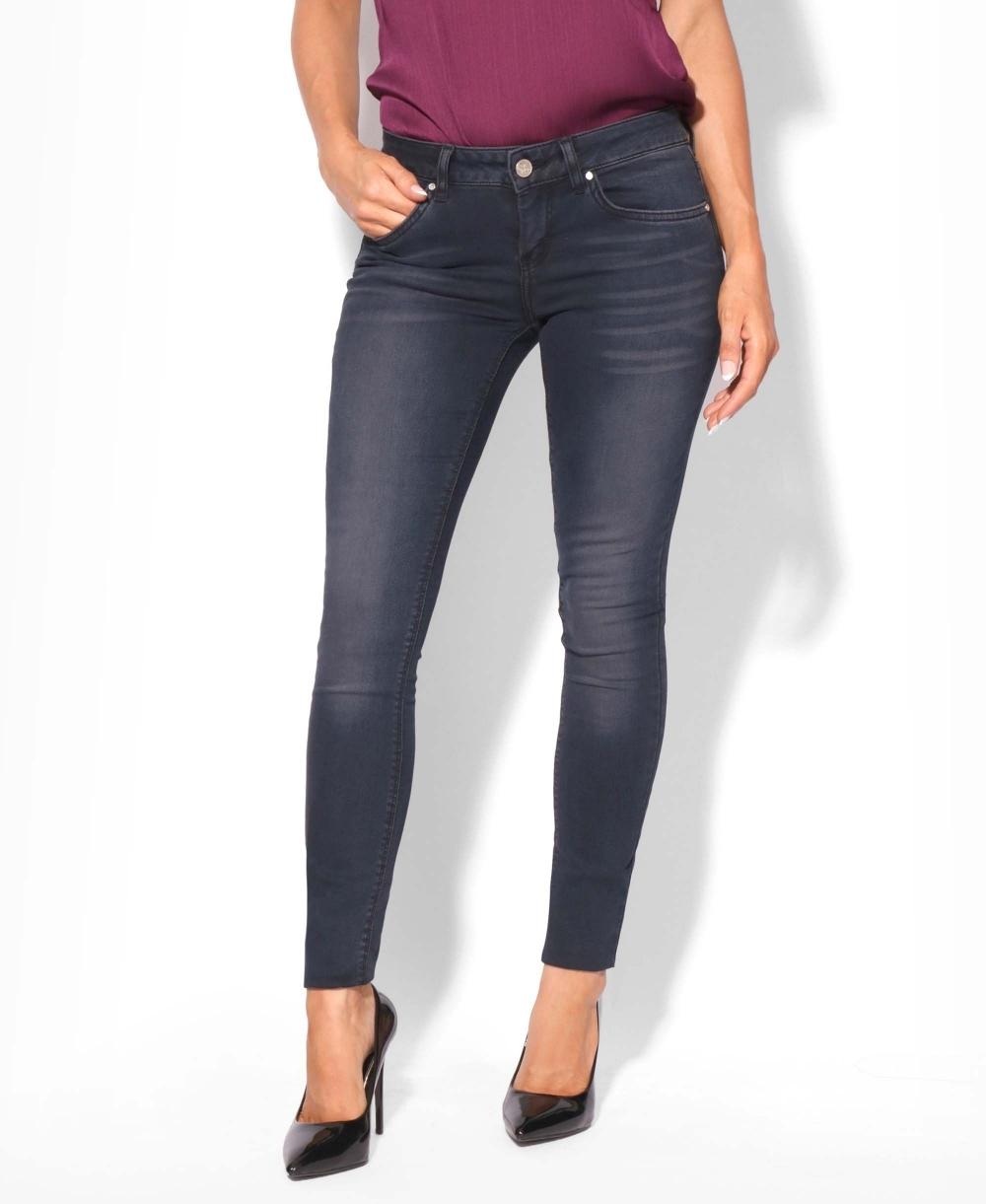 0c86a09f78c4 Acid Dark Wash Skinny Jeans
