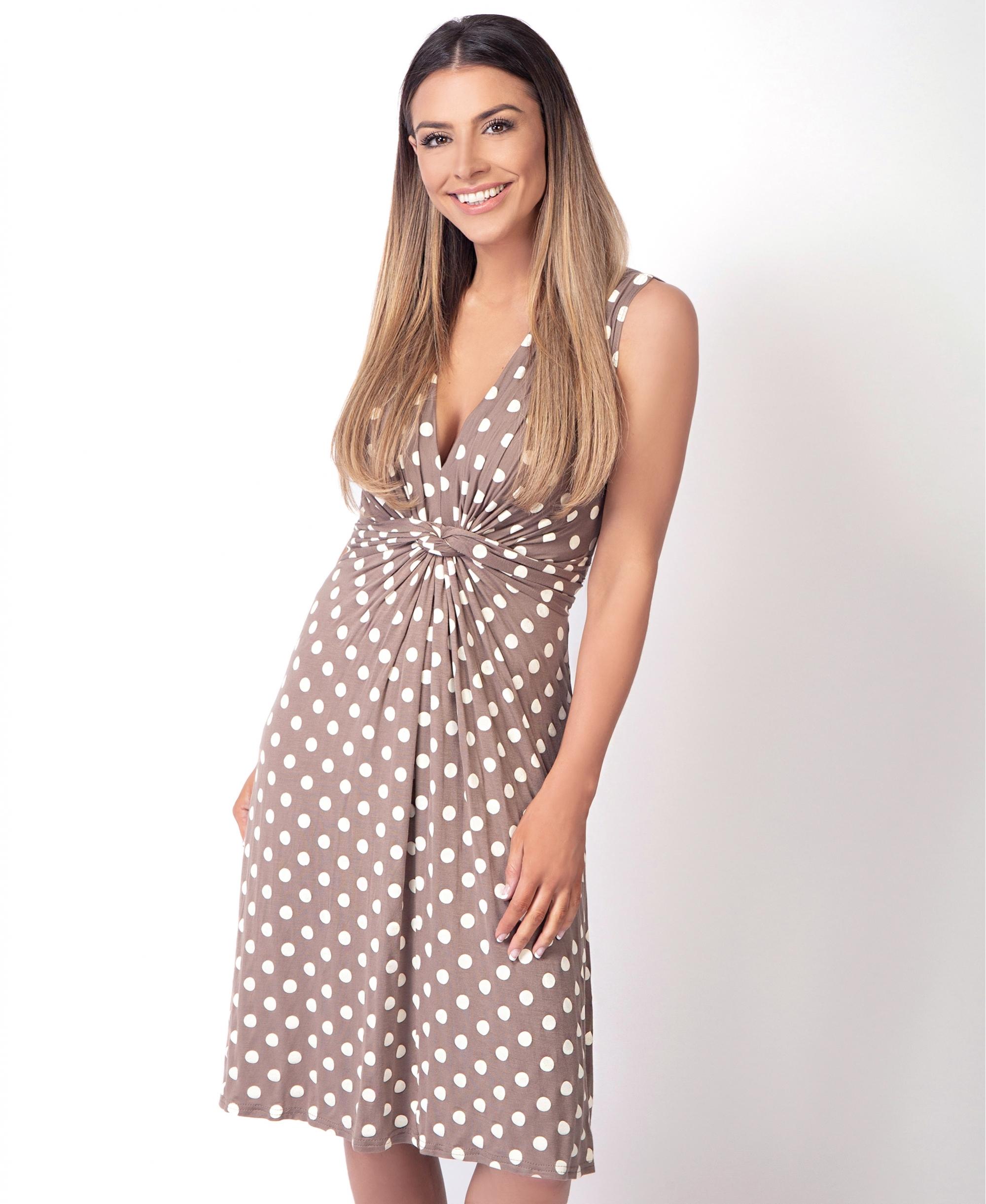 Dresses | Polka Dot Dresses | KRISP BASICS