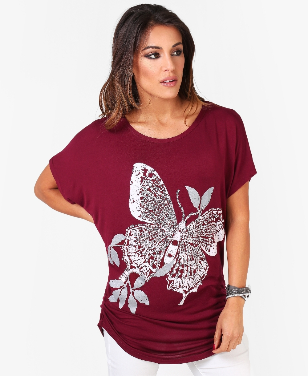 6b921e80 Ladies Printed T Shirts Uk