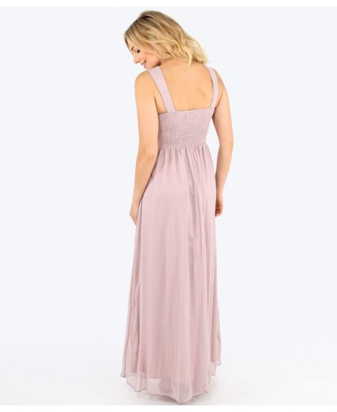 e9e0b98c2916 KRISP Diamante Embellished Front Chiffon Maxi Dress - Womens from ...
