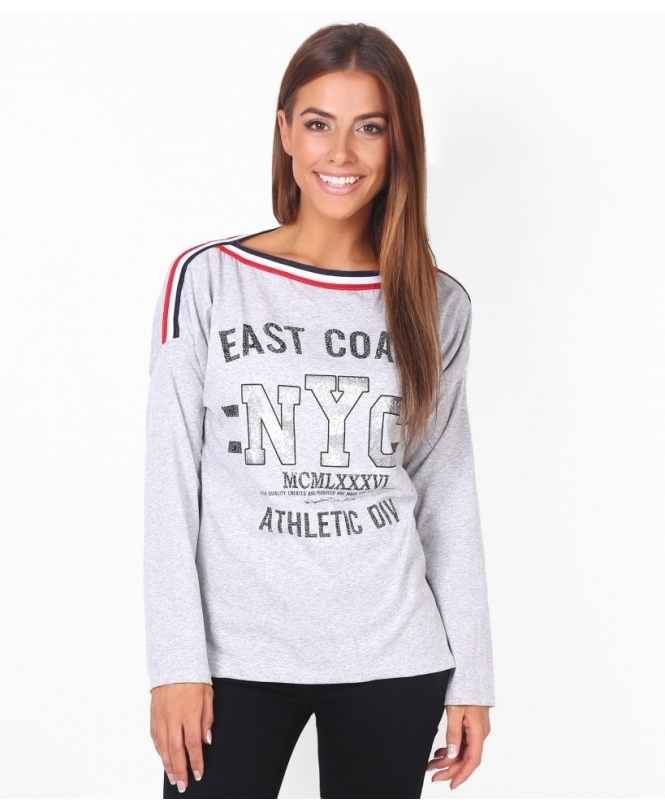 KRISP 'East Coast' Long Sleeve T-shirt