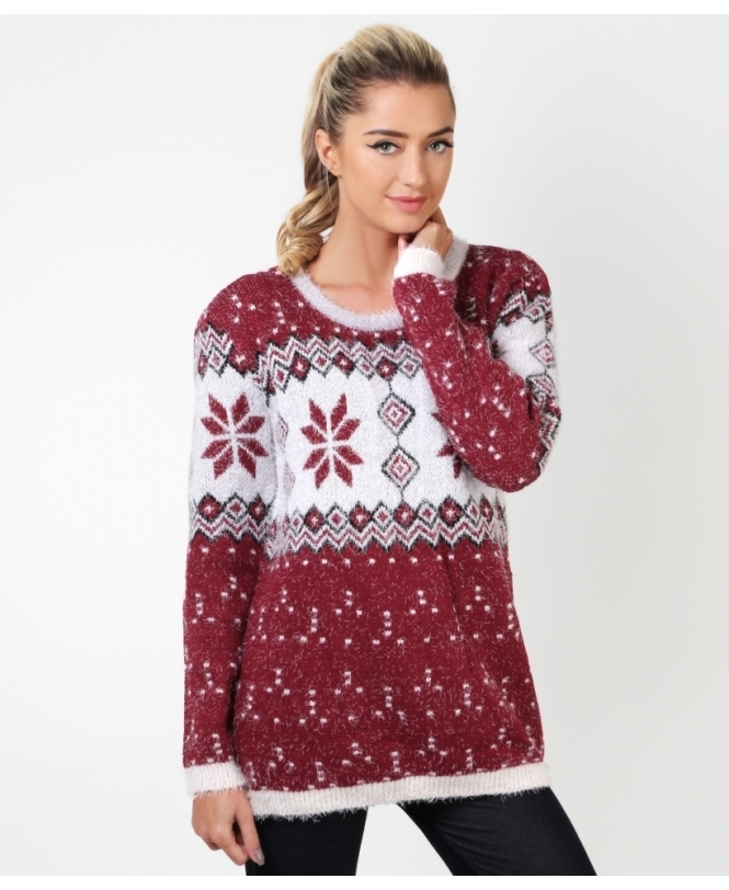 Shop For Womens Christmas Jumpers | Krisp
