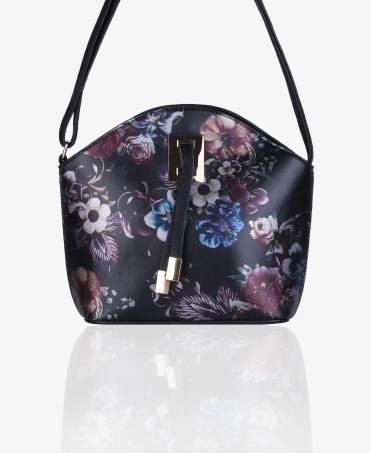 Floral Print Small Cross Body Bag