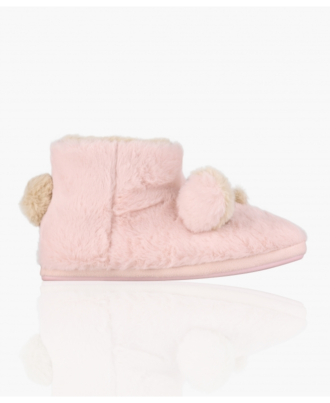 KRISP Fluffy Rabbit Slipper Boots