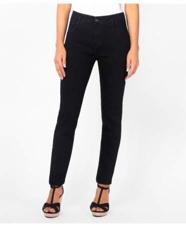 High Rise Basic Jeans