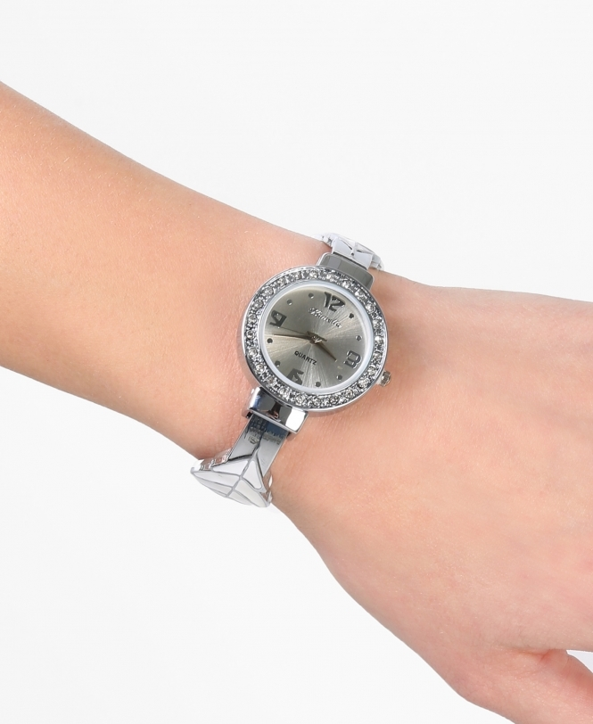 KRISP Leaf Bracelet Dress Watch