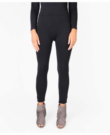 Low Rise Seamless Basic Leggings