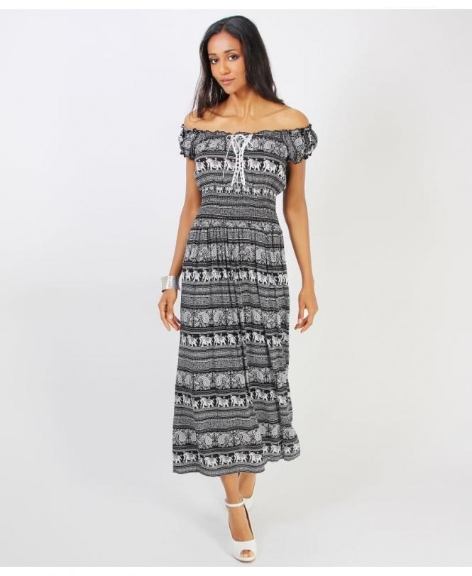 Off the Shoulder Summer Dresses