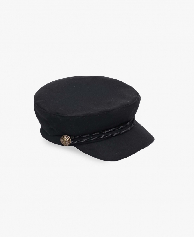 KRISP Plain Baker Boy Hat