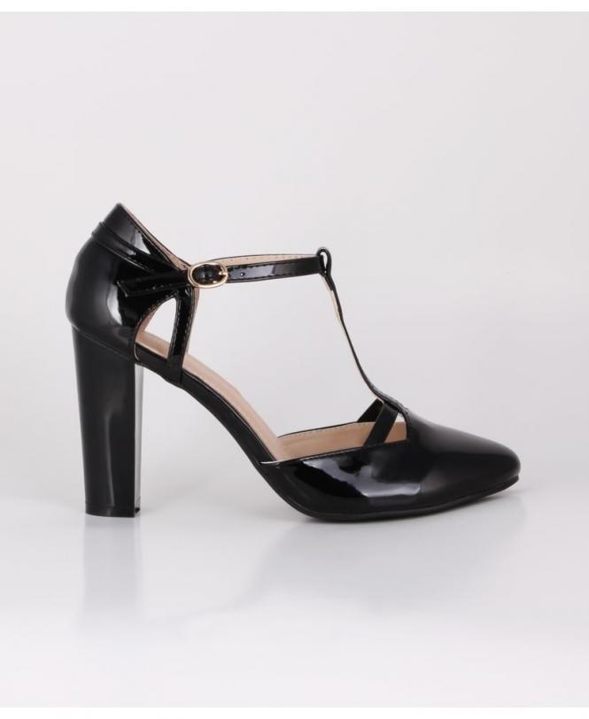 Cheap Womens Mary Jane High Heel Shoes