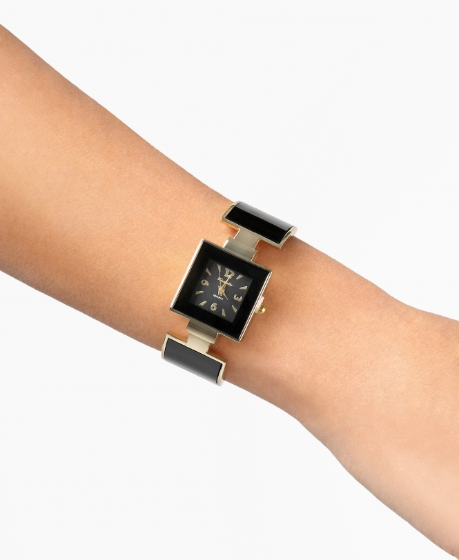 KRISP Square Face Bangle Watch