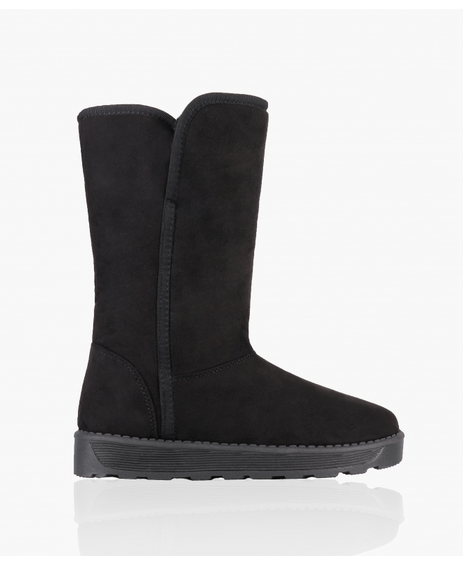 KRISP Tall Fur Lined Snug Boots