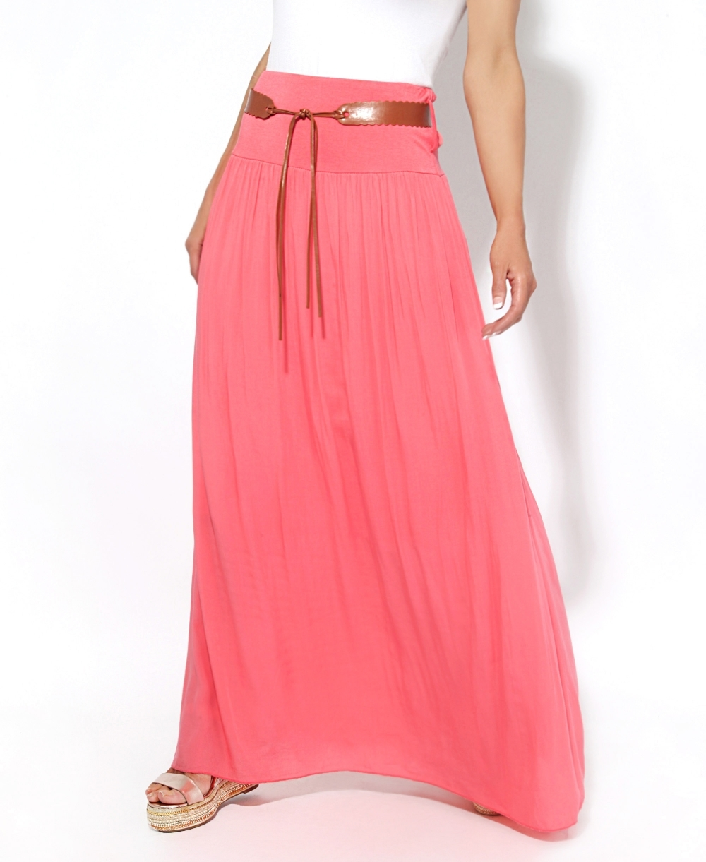 online store big clearance sale exceptional range of colors Tie Belted Boho Maxi Skirt