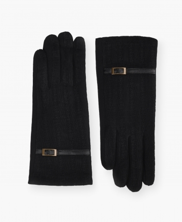 Touchscreen Winter Gloves with Buckle