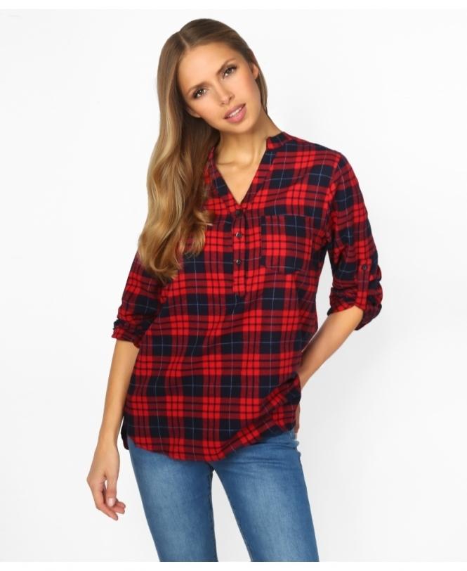daf66a398ee Women's Checked Shirts | Ladies Plaid Shirts | KRISP