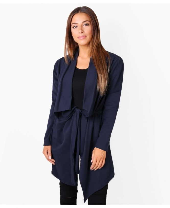 KRISP Waterfall Style Jersey Jacket