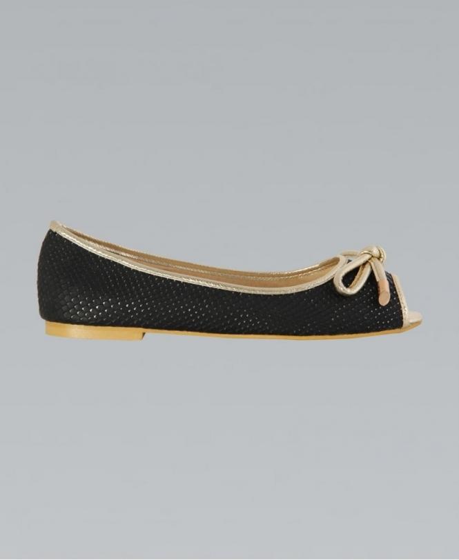 open toe flat shoes uk
