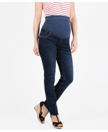 Over-The-Bump Jeans