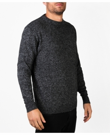 Chunky Knit Crew Neck Jumper