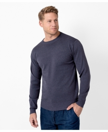 Crew Neck Woollen Jumper