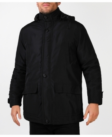 Detachable Hood Winter Parka
