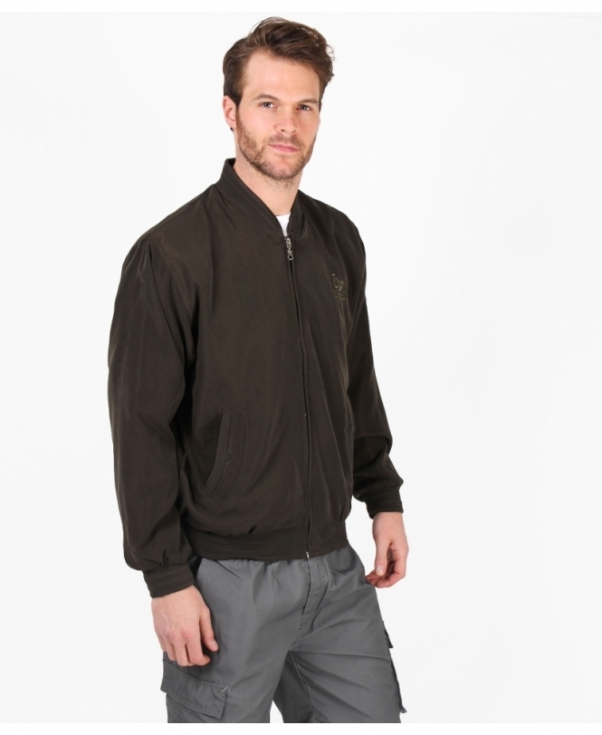 MENS Smart Bomber Jacket